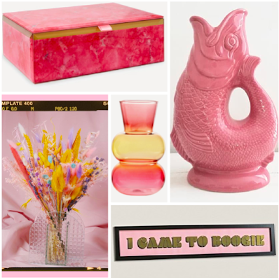 Homeware gifts