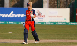 Nepal vs Netherlands 4th Match Tri-Nation T20I Series 2021 Highlights