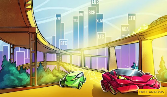 Bitcoin, Ethereum, Ripple, Bitcoin Cash, Litecoin, EOS, Binance Coin, Stellar, Cardano, TRON: Price Analysis May 6