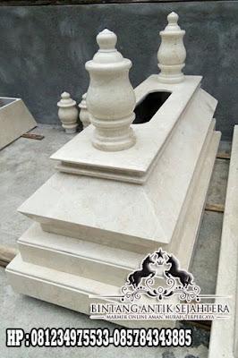 Makam Bahan Marmer
