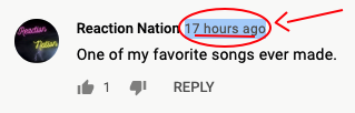 how to find youtube comment link 2