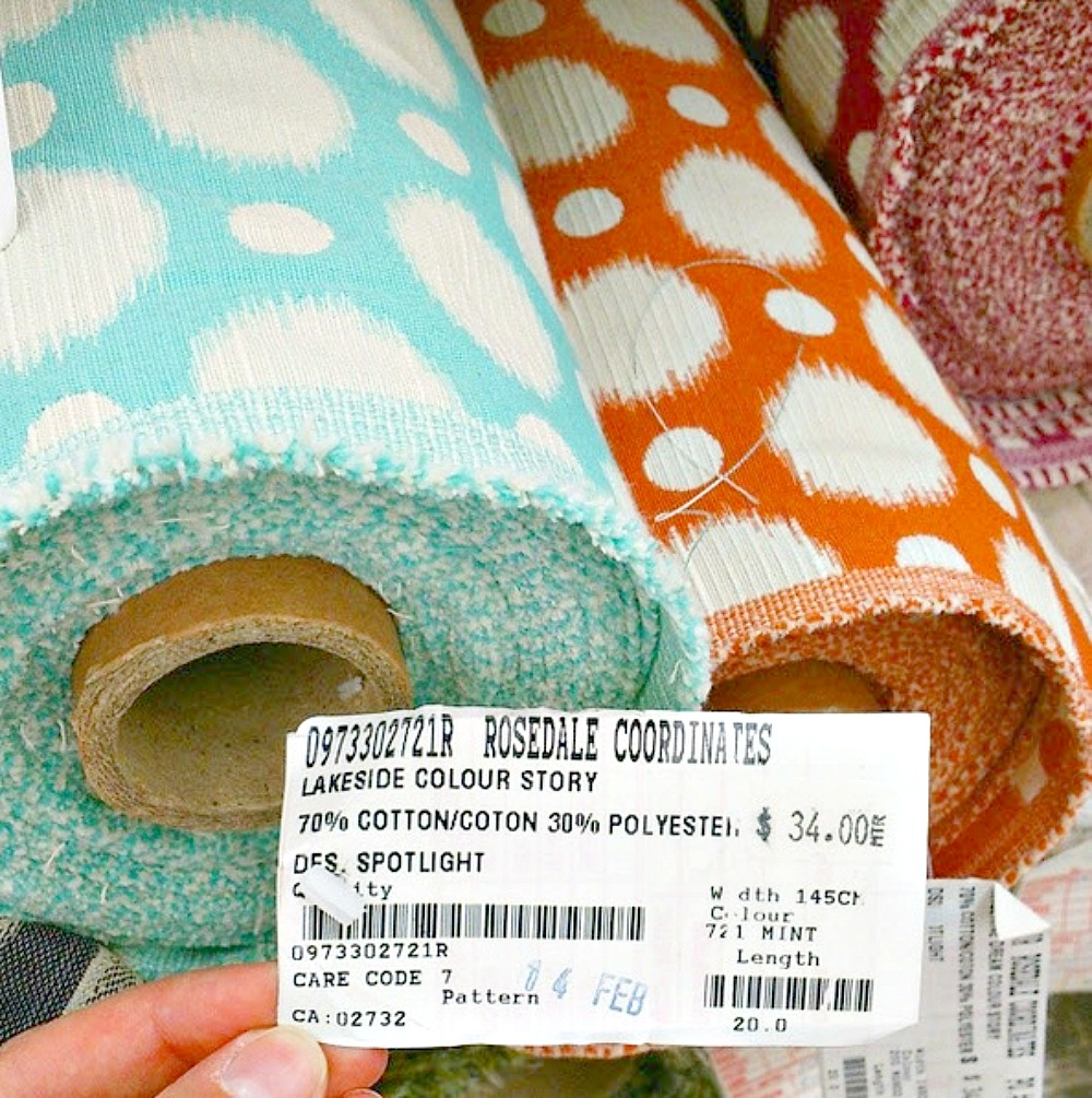 Rosedale Coordinates Lakeside Color Story Fabric