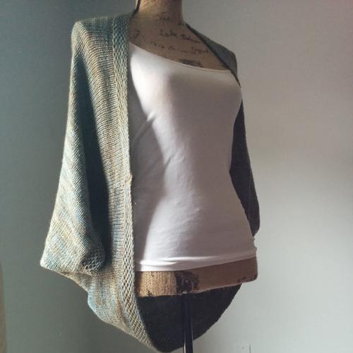 Beautiful Skills Crochet Knitting Quilting Simple Knit Shrug