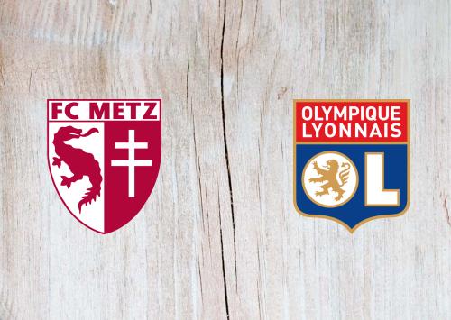 Metz vs Olympique Lyonnais -Highlights 21 February 2020