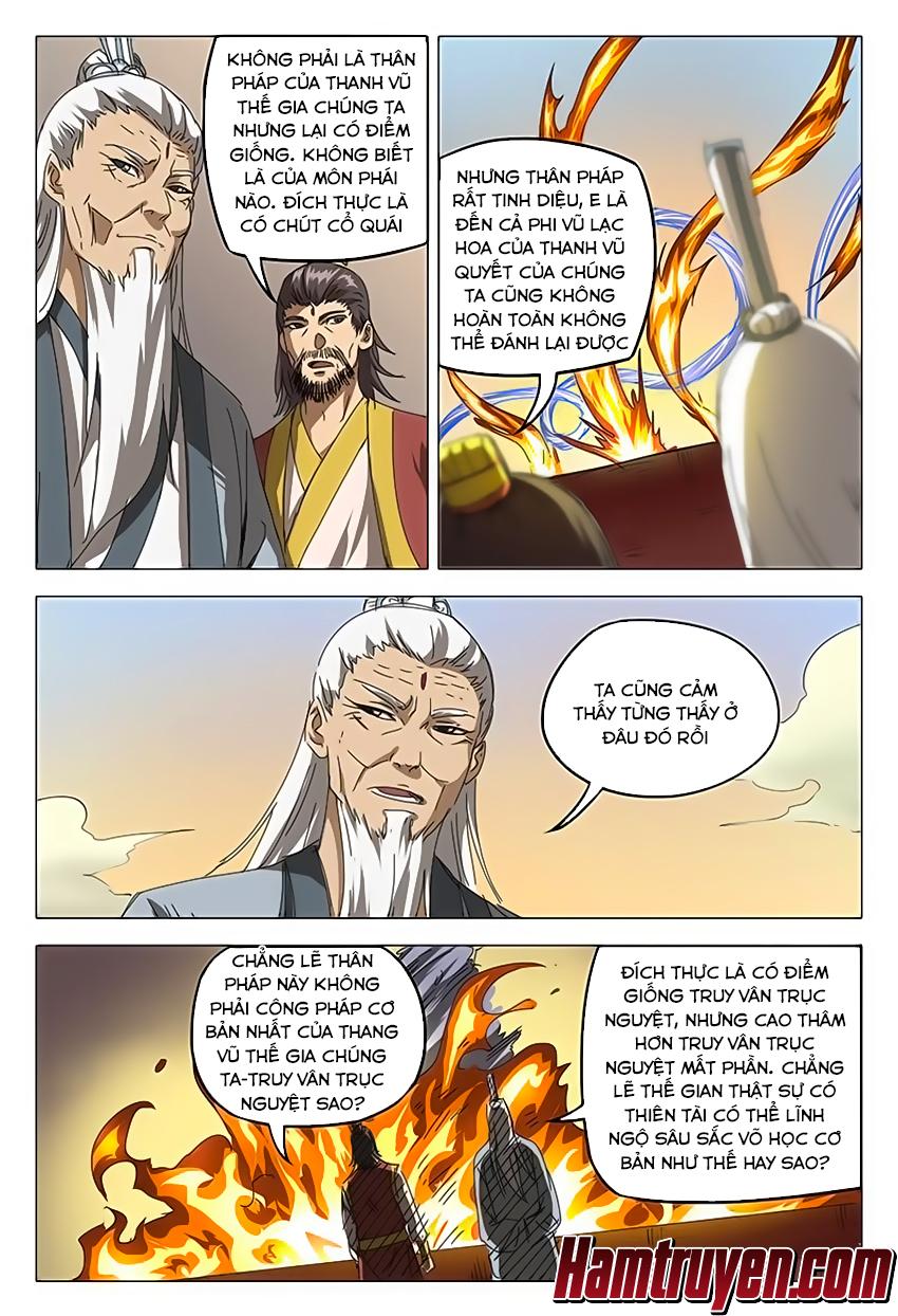 Vạn Giới Tiên Tung Chap 74 - Trang 3
