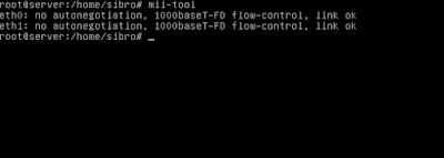 Konfigurasi TCP/IP di Debian Server 8