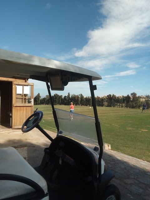 """Campo de Golf """"La Finca"""" de Algorfa"""