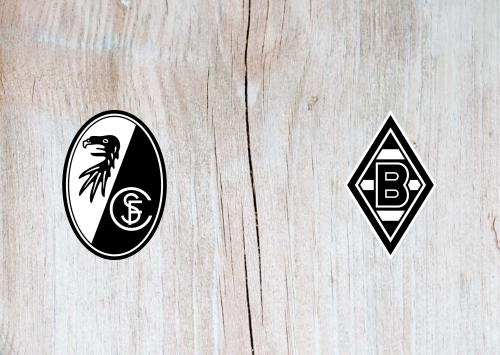 Freiburg vs Borussia M'gladbach -Highlights 5 June 2020