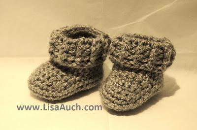 fbaby booties-bootie crochet patterns for boys
