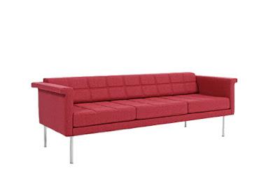 bürosit bekleme,üçlü bekleme,üçlü kanepe,bürosit koltuk,ofis kanepe,metal ayaklı,bekleme koltuğu,brandon