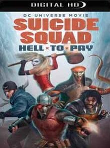 Esquadrão Suicida Acerto de Contas 2018 – Torrent Download – BluRay 720p e 1080p Dublado / Dual Áudio