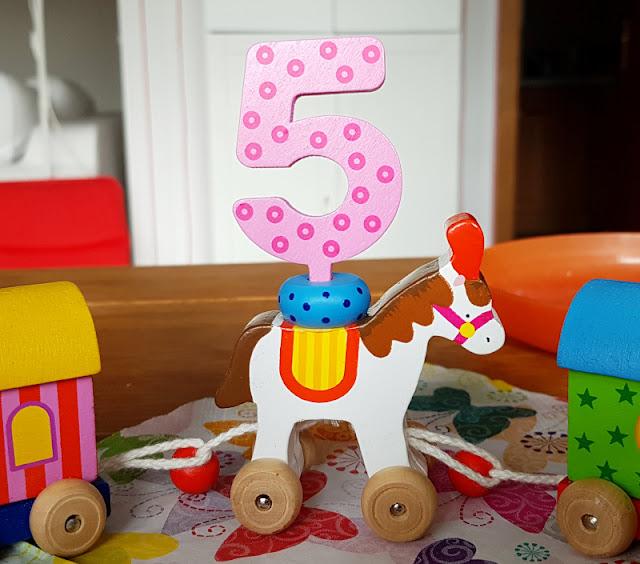 Piraten-Schatzsuche für Kinder ab 4 Jahren: Wir feiern den 5. Geburtstag unseres Mädchens trotz Corona!