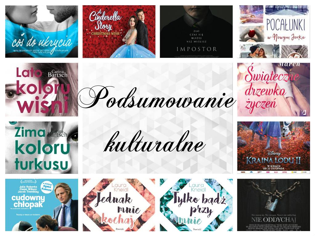 Hity i kity miesiąca Grudzień & Styczeń 2019/2020- filmy, seriale, muzyka i książki| Przegląd kulturalny