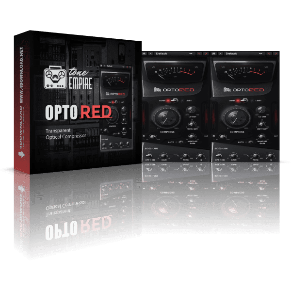 Tone Empire OptoRED v1.0.0 Full version