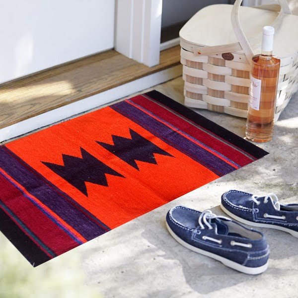 Shatranji Door Mat