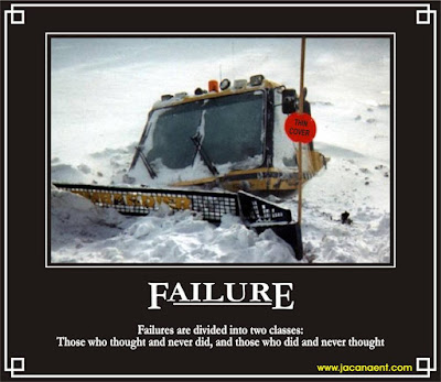 Failure is Relative