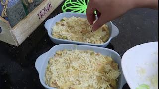 مطبخ ام وليد -  طاجين السكالوب مجمر في الفرن بالجبن بخطوات سهلة و بنة رائعة
