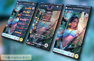 Jasmine Girls Theme For YOWhatsApp & Fouad WhatsApp By Nanda