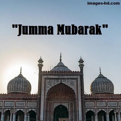 Jama masjid in delhi,India as Jumma DP