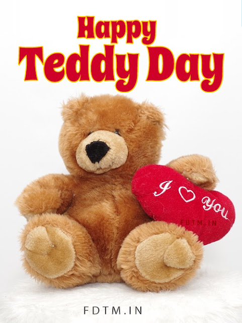 Teddy Day Wallpapers Free Download - Happy Valentine Day