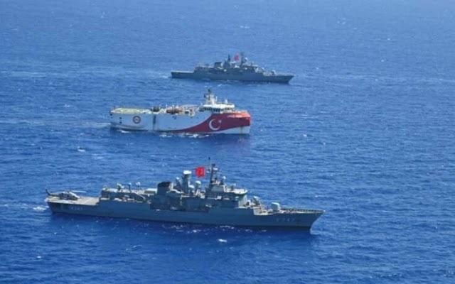 Μήνυμα της Γερμανίας σε Άγκυρα: Είμαστε στο πλευρό της Ελλάδας όταν η Τουρκία απειλεί την ακεραιότητά της