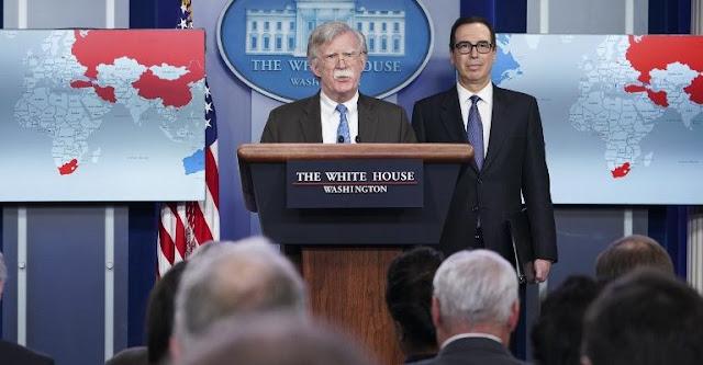 """¿""""Halcones"""" o """"palomas""""? USA y Venezuela después de tiempos de Bolton"""
