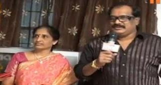 Comedian Ahuti Prasad Family Wife Parents children's Marriage Photos