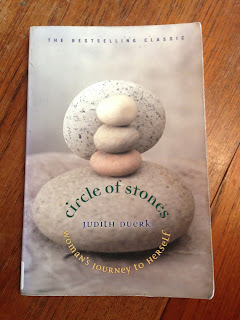 tribes, womens issues, Judith Duerk, circle of stones