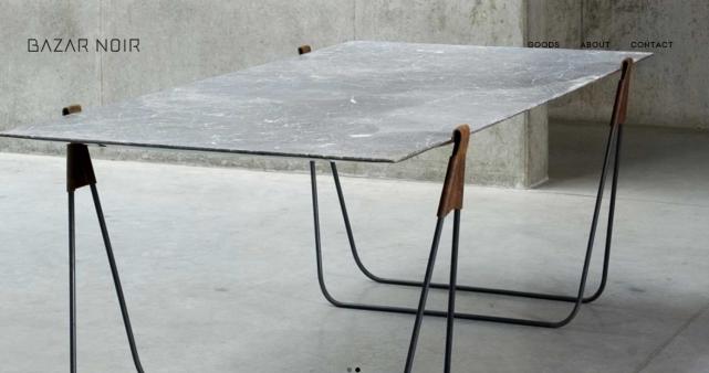 laostudio: Bazar Noir