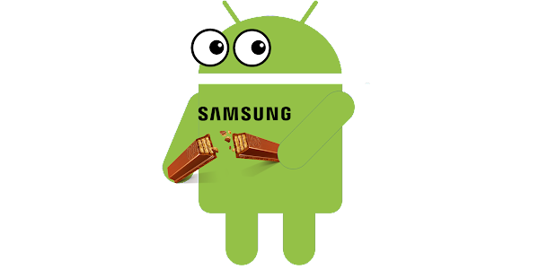 Samsung unveils Android 4.4 KitKat update plans