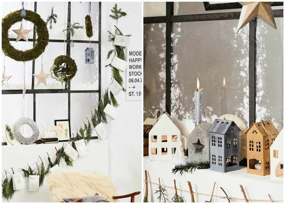 Deco: Inspiration Noël