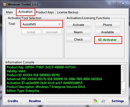 windows loader windows 7 enterprise 64 bit