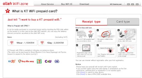 Memilih Sim Card, Pocket Wifi atau Free Wifi di Korea Selatan