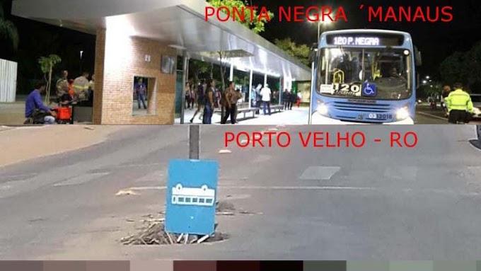 UMA E OUTRA: Realidades diferentes entre usuários de ônibus de Manaus, AM e de Porto Velho, RO