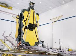 What is causing the delay in launch of James Webb Space Telescope