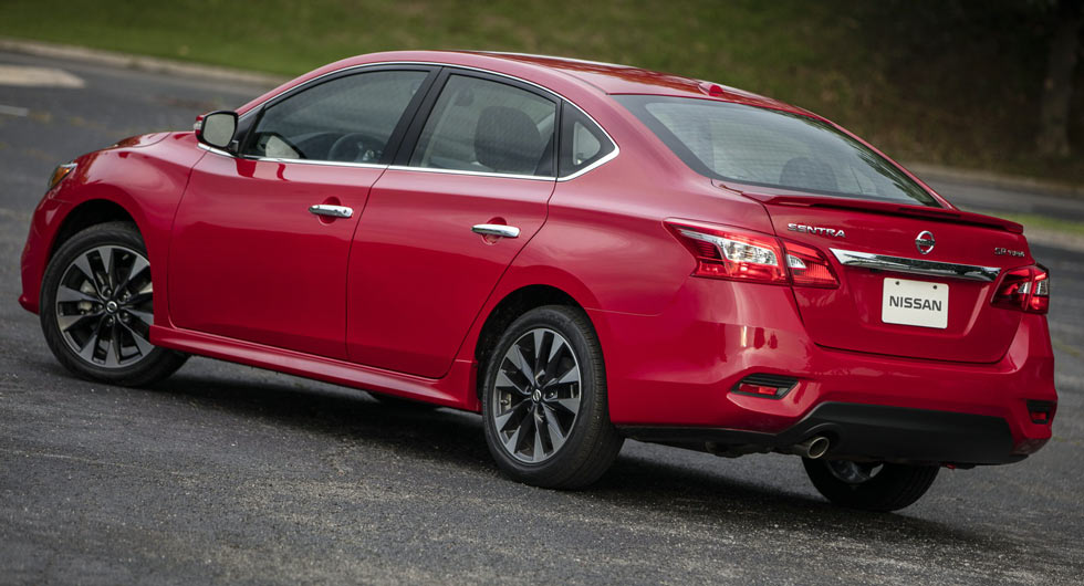 2017 nissan sentra sr turbo boosted with 188 horses w video. Black Bedroom Furniture Sets. Home Design Ideas