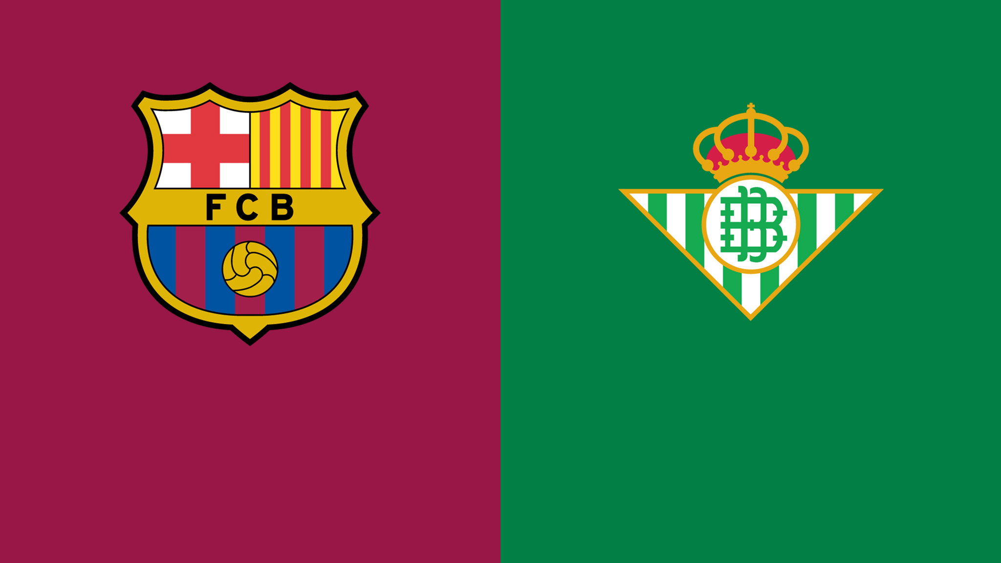 Barcelona vs Real Betis Spanish La Liga