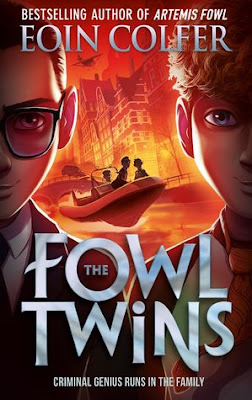 Review: The Fowl Twins by Eoin Colfer