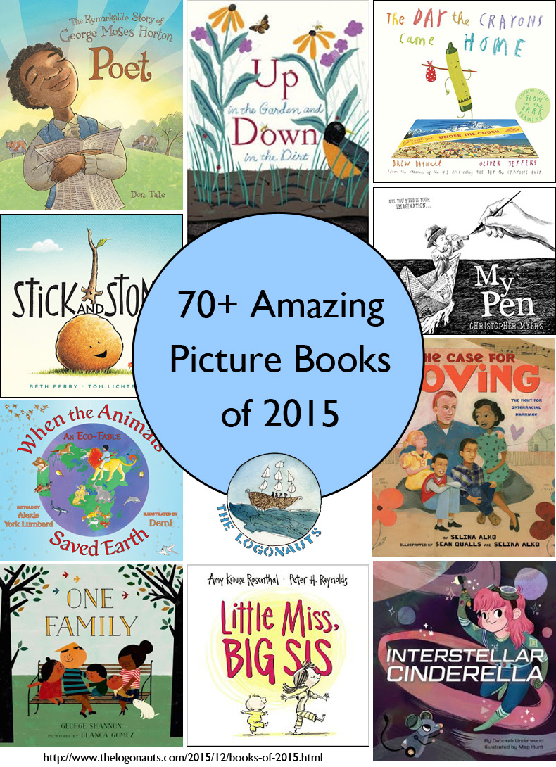 Picture Books published in 2015