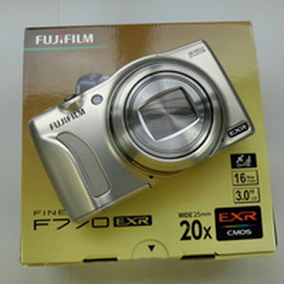 Fujifilm F770EXR FinePix Camera Firmware Full Driversをダウンロード
