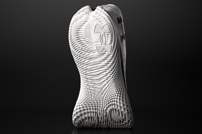 Under Armour Flow Velociti Wind No rubber outsole