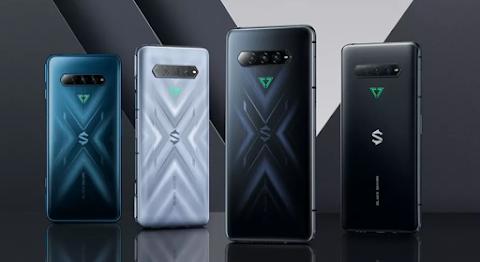 Xiaomi Black Shark 4 telah diluncurkan, Ponsel yang cocok untuk Gaming