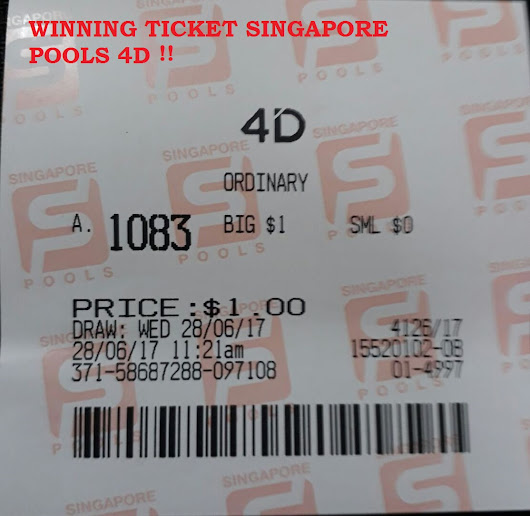 Uncle Kumar 4D Power Master wins Singapore 4D Lottery Singapore Pools SGP prize with forecast,winning tips