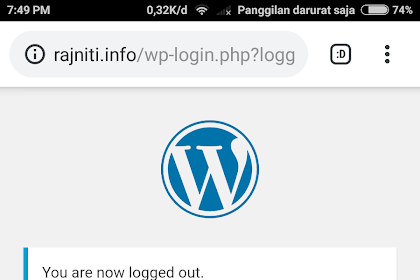 Default User Password WordPress