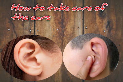 How to take care of the ears, Solve all ear problems.