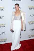 Olivia Culpo best red carpet dresses at Moet Moment Film Festival in Los Angeles