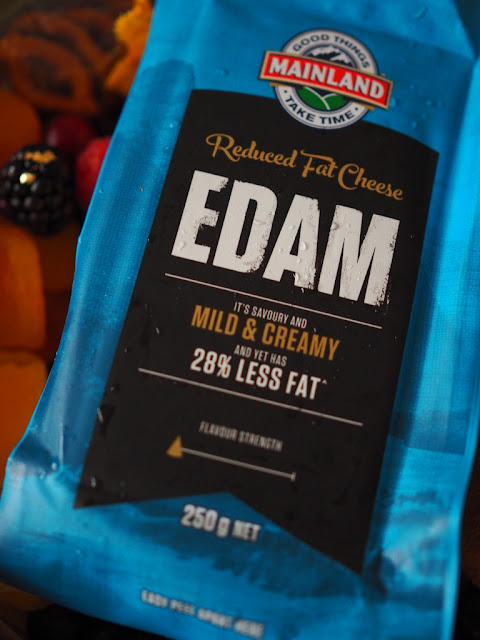 Edam is high in protein