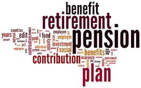Settlement pension plan