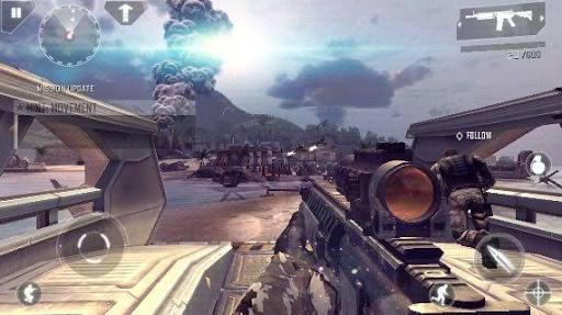 Modern Combat 4 Mod Apk Data Unlimited Money Patched