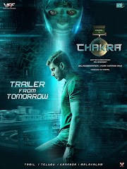 Chakra (2021) Hindi Dual Audio 480p UNCUT HDRip ESubs 450MB Download